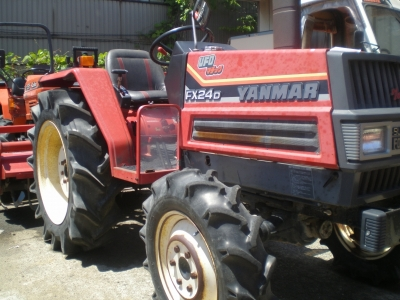 YANMAR FX24D